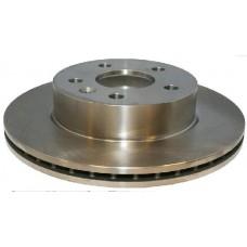 Bremžu disks 276X22 pr.vent. MB V/VITO 37-0263