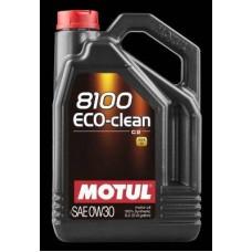 8100 Eco-clean 0W30 5L
