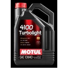 4100 Turbolight 10W40 5L