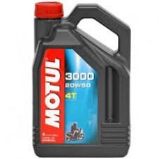 3000 4T 20W50 4L SG Motoc. eļļa miner
