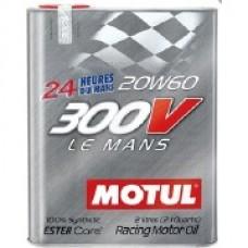 300V Le Mans 20W60 2L Motoreļļa Dubultesteri