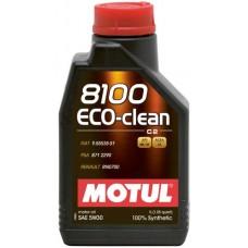 8100 Eco-clean 5W30 1L