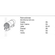 11450 savienojums 50,5/54,5x125mm 265-459