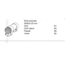 11456 VAG  savienojums 56/60x125mm