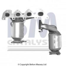 AUDI A2 1.4 , 6/2000-2/2004 katalizators benzīna dzin.