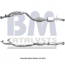 BMW 320i 2.0 , 4/1991-9/1996 katalizators benzīna dzin.