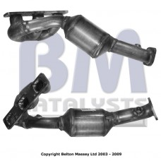 BMW 320i 2.2 , 9/2000-7/2005 katalizators benzīna dzin.