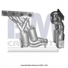 BMW 120i 2.0 , 9/2004-/ katalizators benzīna dzin.