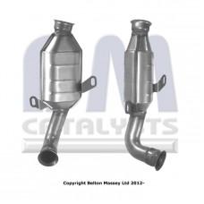 CITROEN C2 1.4 , 9/2003-11/2005 katalizators