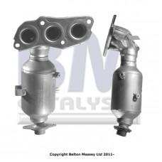 CITROEN C1 1.0 , 6/2005-7/2012 katalizators benzīna dzin.