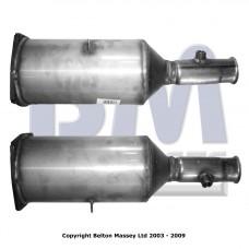 CITROEN C4 2.0 , 1/2004-7/2007 Nosēdumu daļiņu filtrs