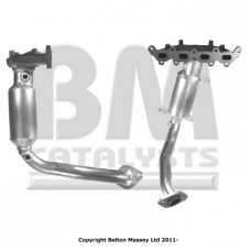 FIAT BRAVA 1.2 , 11/2000-4/2002 katalizators benzīna dzin.