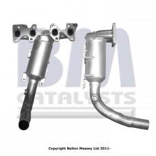 FIAT 500 1.2 , 10/2007-1/2010 katalizators benzīna dzin.