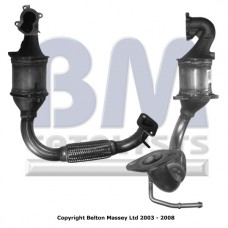 FORD FIESTA 1.4 , 4/2002-3/2008 katalizators