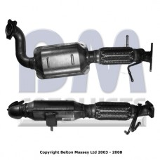 FORD C-MAX 1.8 , 3/2007-7/2012 katalizators