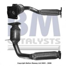 FORD FIESTA 1.8 , 2/2000-12/2002 katalizators