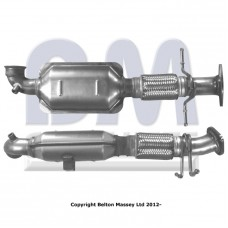 FORD GALAXY 2.0 , 5/2006-3/2010 katalizators