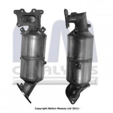 HONDA CIVIC 1.8 , 1/2006-1/2010 katalizators benzīna dzin.