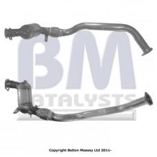 BMW 318d 2.0 , 9/2001-7/2005 katalizators
