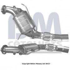 BMW 525d 2.5 , 3/2004-2/2007 katalizators