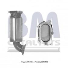 HYUNDAI ACCENT 1.3 , 9/1995-10/1999 katalizators benzīna dzin.