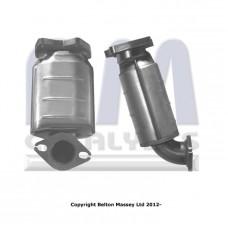 HYUNDAI ACCENT 1.5 , 5/1996-12/1999 katalizators benzīna dzin.