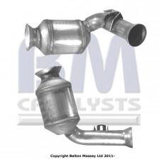 MERCEDES C200 2.1 , 3/2001-12/2003 katalizators