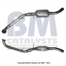 MERCEDES A160 2.0 , 12/2004-3/2007 katalizators