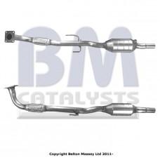 SEAT AROSA 1.0 , 8/1999-12/2004 katalizators benzīna dzin.