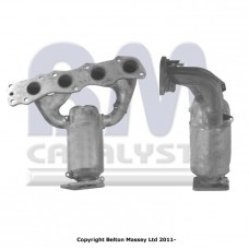 SUZUKI LIANA 1.3 , 6/2001-4/2004 katalizators benzīna dzin.