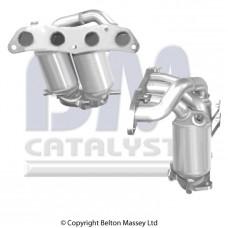 TOYOTA AVENSIS 1.8 , 8/2000-2/2003 katalizators benzīna dzin.