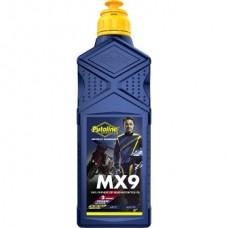 Divtaktu motorella MX9 Ester Tech 1l kanna