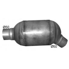 Katalizators D104mm caurule 50mm EURO 3